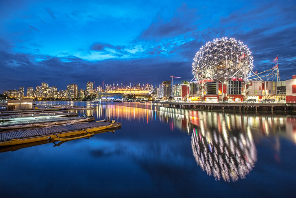 Vancouver Science World Fotografie